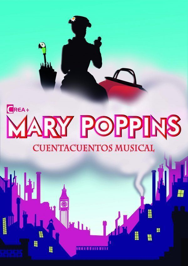 Mary Poppins. Cuentacuentos Musical