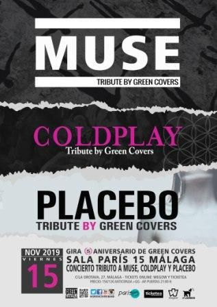 Tributos by Green Covers